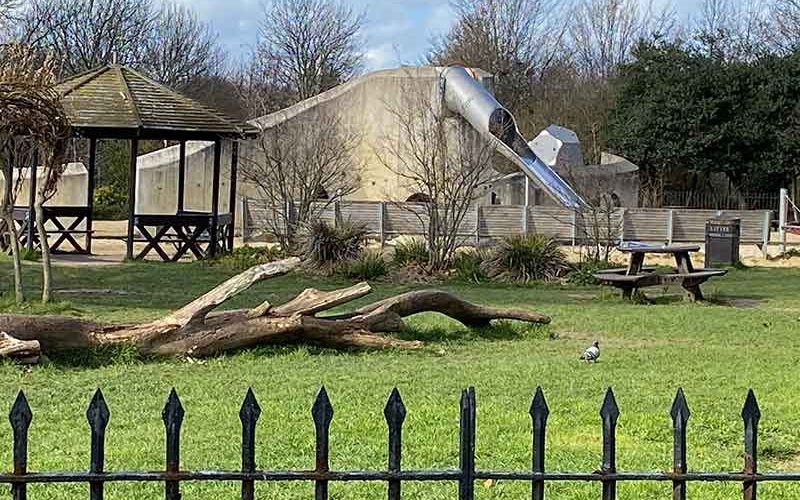 Marylebone Playground
